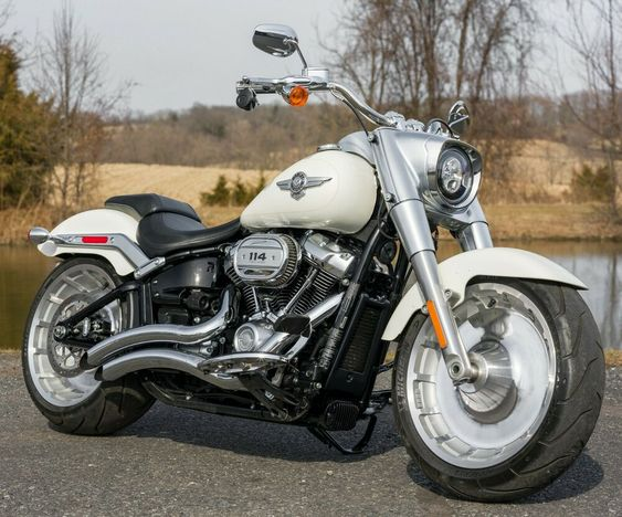 Фото Harley-Davidson Fat Boy